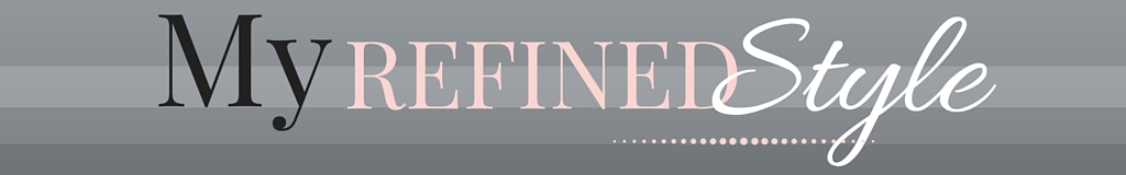 My Refined Style Banner