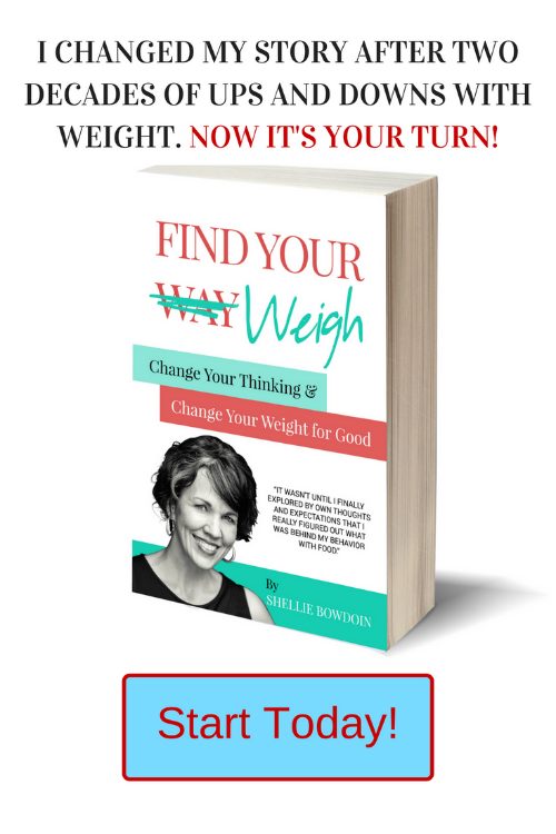 Find Your Weigh book