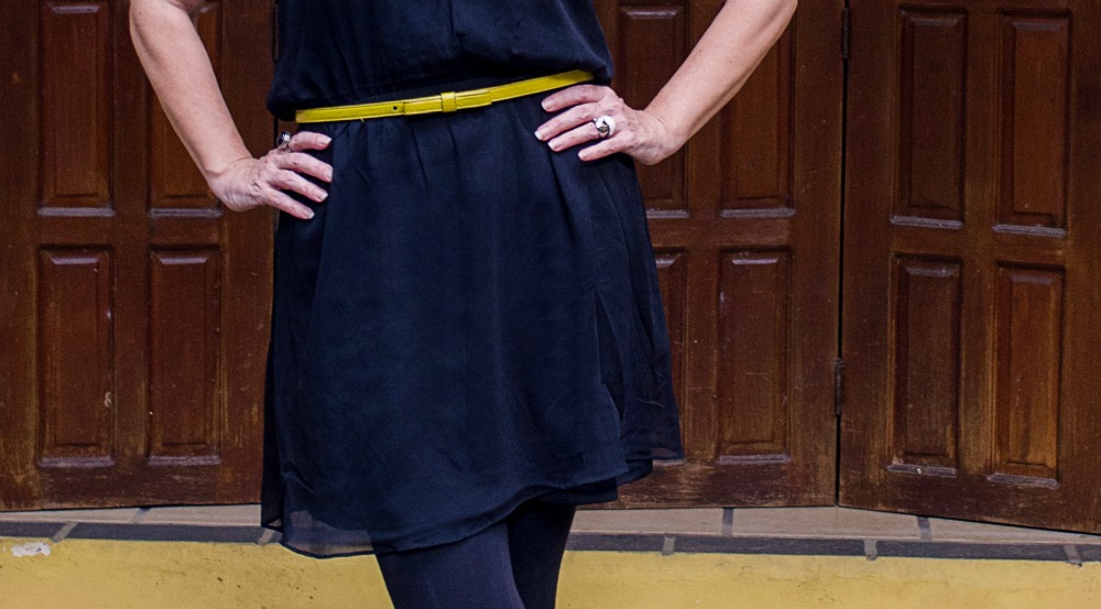 Wearing Short Dresses After 40 | The FABulous Journey
